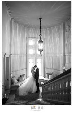 Cairnwood Estate Wedding - Couple Portrait - Wedding Photography #wedding #cairnwoodestate #juliajaneweddings
