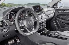 Salon Detroit 2015 : Mercedes GLE 63 AMG Coupé