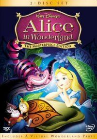Alice in Wonderland based on the book Alice's Adventure in Wonderland by Lewis Carroll