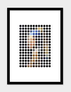 """""""Johannes Vermeer Remix"""", Limited Edition Fine Art Print by Gary Andrew Clarke - From $39.00 - Curioos"""