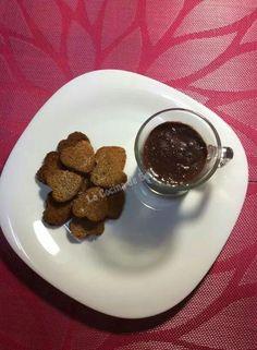La Cocina de Beli Mar: CHOCOLATE A LA TAZA CON PICATOSTES