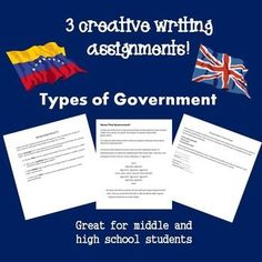 discipline writing assignments