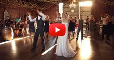 There's No Question Who The Happiest In The Room Are – This Bride and Groom's Surprise Will Make Everyone Happy! | FaithHub