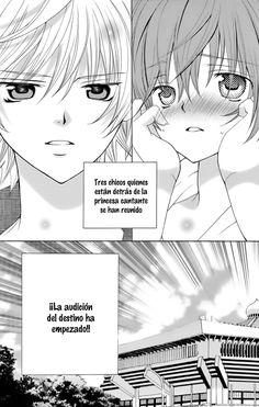 SEKAI WA NAKAJIMA NI KOI O SURU Capítulo 14 página 4 (Cargar imágenes: 10) - Leer Manga en Español gratis en NineManga.com
