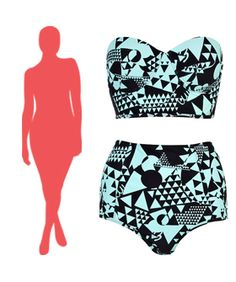 Swimwear Guide:  12 trends that will flatter every curve and body type