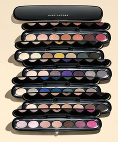 Marc Jacobs Beauty Eye-Conic Eyeshadow Palettes (review)