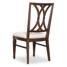 Palisade Splat Back Side Chair | Hooker Furniture | Toms-Price Furniture - Rugs - Design