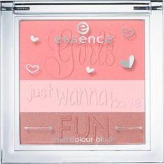 multicolour blush 01 barbie girl - essence cosmetics