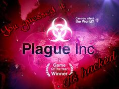 New hacked plague inc gameplay please check out our channel French.ly and LaLa Please like and subscribe