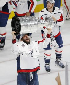 Stanley Cup winner Alex Ovechkin may just be getting started Hockey Teams, Ice Hockey, Washington Capitals Stanley Cup, Alex Ovechkin, Stanley Cup Champions, Mood, Big, Sports, Jackets
