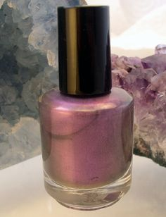 The All Natural Face - Outrageous Orchid Nail Polish, $7.00 (http://www.theallnaturalface.com/outrageous-orchid-nail-polish/)