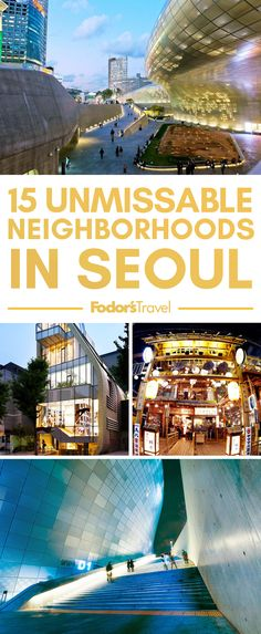 How to explore in South Korea's capital city. #seoul #southkorea #asia #travelgoals #neighborhoods #travelinspiration #bucketlist #mustsee #adventure