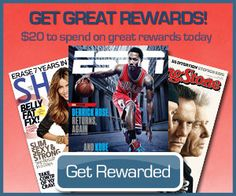 FREE Magazine Subscriptions on http://www.icravefreestuff.com/