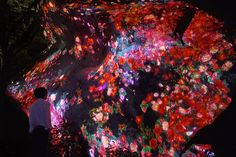 teamLab: A Forest Where Gods Live - earth music&ecology Japan Places To Visit, Live Earth, Cycle Of Life, Seasonal Flowers, Life And Death, See Images, New Perspective, New Media, Art World