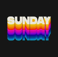 Sunday clears away the rust of the whole week.☀️ Sunday clears away the rust of the whole week. Church Graphic Design, Church Design, Graphic Design Posters, Graphic Design Typography, Graphic Design Illustration, Graphic Art, Logo Design, Typography Logo, Typography Inspiration