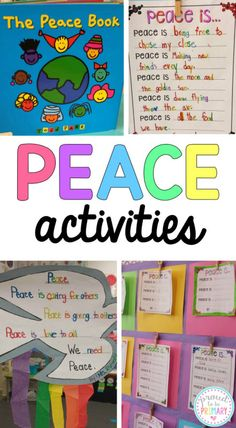 Peace and Remembering {Remembrance Day and Veteran's Day Activities}