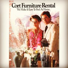Flowers are timeless. Happy #throwbackthursday from CORT. #tbt #furniture | Follow CORT on Instagram! (@ CORT Furniture)
