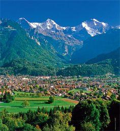 switzerland! Someone please inform my future hubby that I want to honeymoon here:)