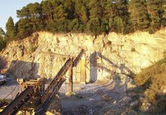 Naturalistic Mining Park of Gavorrano: opening times and itineraries