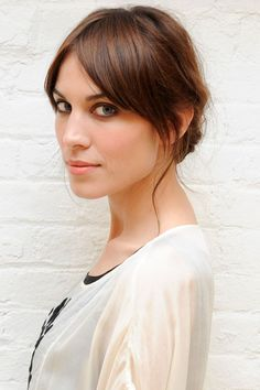 Alexa Chung Hair And Hairstyles Inspiration - Photos (Vogue.com UK)