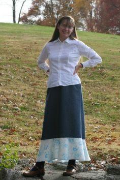 Deborah and Co. - Contrasting Ruffle Skirt , $49.95 (http://www.deborahandco.com/contrasting-ruffle-skirt/)