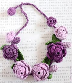 Crochet Rose Pattern All The Most Amazing Ideas | The WHOot