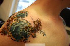Elize Nazelie - Custom Tattoos - Custom Tattooing - Boston, MA