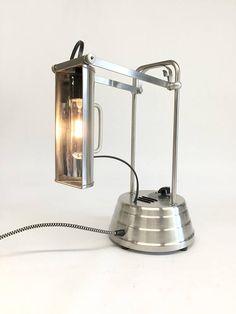 Sun Kraft Lamp Steampunk Lamp Antique Medical Lamp Medical