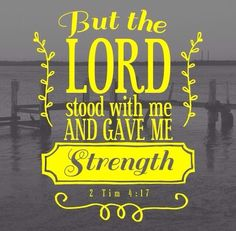 Everyday HE does it. My faithful God