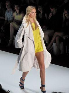 DIMITRI auf der Mercedes Benz Fashion Week in Berlin Spring/Summer 2014 - http://olschis-world.de/  #DIMITRI #Womenswear #FashionWeek