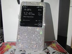 Bling case for Galaxy Note 3