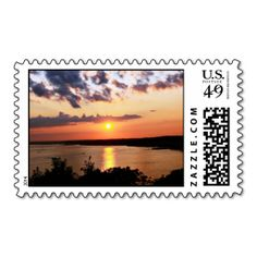 LAKE OF THE OZARKS, MISSOURI POSTAGE STAMPS. It is really great to make each letter a special delivery! Add a unique touch to invites or cards with your own photos or text. Just click the image to learn more!