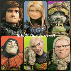 This Is Our Farewell - Hiccup, Astrid, Fishlegs, Snotlout, Ruffnut & Tuffnut. Httyd Dragons, Dreamworks Dragons, Disney And Dreamworks, How To Train Dragon, How To Train Your, Heros Disney, Hiccup And Astrid, Movies Coming Out, Childhood Movies