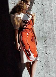 Bottega Veneta Fall/Winter 2013/2014 Campaign | The Fashionography