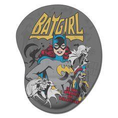 Mousepad Power Girls Batgirl #Batgirl #LojaDCComics #bandUP