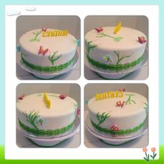 Simple Butterfly cake
