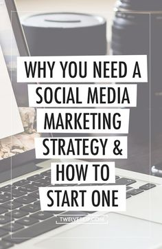 "Why You Need A Social Media Marketing Strategy & How To Start One: <a href="""" rel=""nofollow"" target=""_blank"">www.twelveskip.co...</a>"