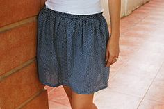 Make Your Own Skirt - wikiHow