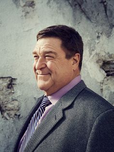 John Goodman at Commander's Palace, in New Orleans.
