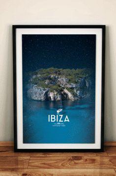 Ibiza. Islas Baleares. Spain.