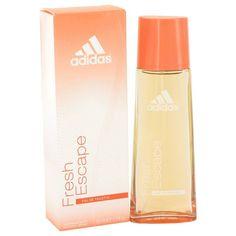 Adidas Fresh Escape Perfume by Adidas 1.7 oz Eau De Toilette Spray
