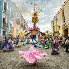 Andador turístico, #Oaxaca #Mexico...hermosas tradiciones. Mario Oropeza