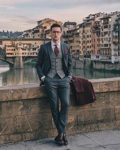Marcel Floruss aka One Dapper Street shows off classic American Style