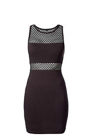 Mesh Inset Bodycon Dress from Mr Price R99,99