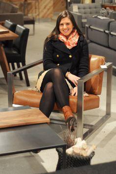 My Pick, The Delano Chair. www.peridotandruby.wordpress.com