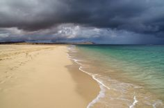 Cabo verde  before the storm ...