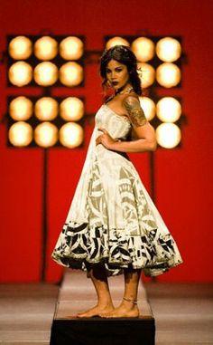 Fiji fashion designer Adi Koila Ganilau