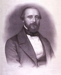 Rudolf Ludwig Karl Virchow (* 13. Oktober 1821 in Schivelbein, Pommern; † 5. September 1902 in Berlin)