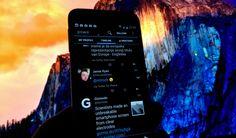 Weiterer Twitter Client für Android: Tweet Balloon  #Tweet Balloon #Twitter Client Android