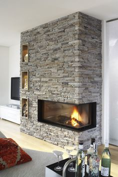 kamin in stonedesign versailles